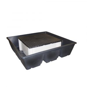 IBC Tote Containment Nestable for Oversea's shipping.